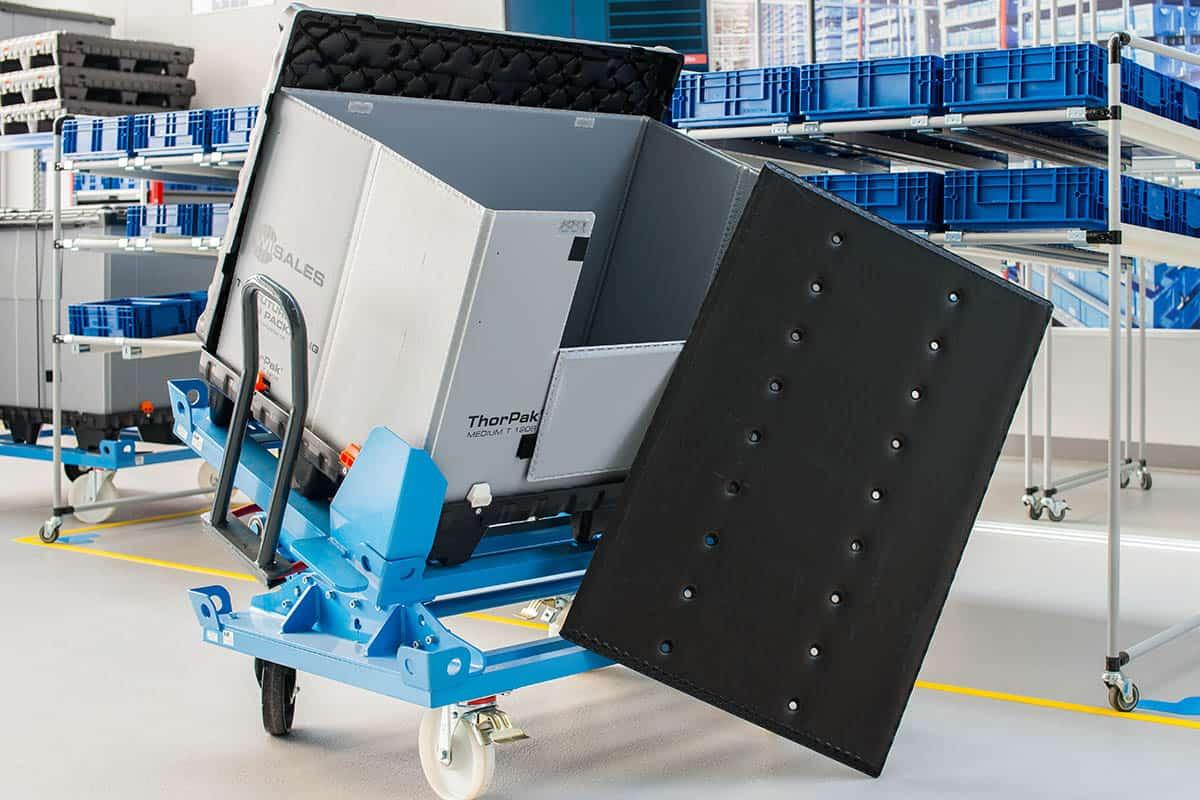 Die 3D-Struktur der Aircell® Luftkammerplatten ist optimal zum Lagern, transportieren und verpacken. Nach Ihren Anforderungen und Wünschen werden Form, Farbe, Größe, Dicke und Oberfläche der Zwischenlagen definiert.